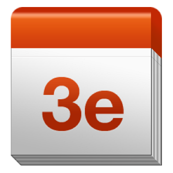 3E application logo